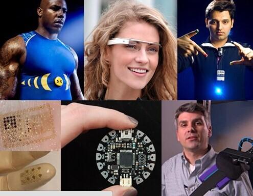 智能手环之外:新兴医疗可穿戴设备展望