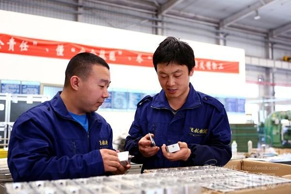 航天科工光纤光栅传感器项目首批产品顺利交付