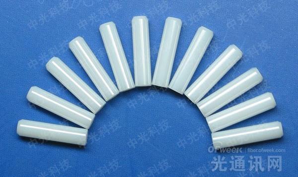 光纤连接器核心部件陶瓷插芯将实现国产化