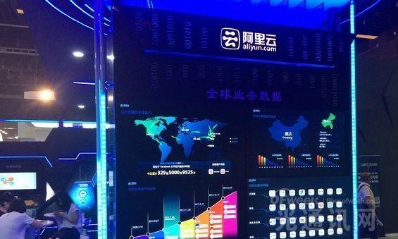 染指世界级市场  阿里云启动全球合作伙伴计划