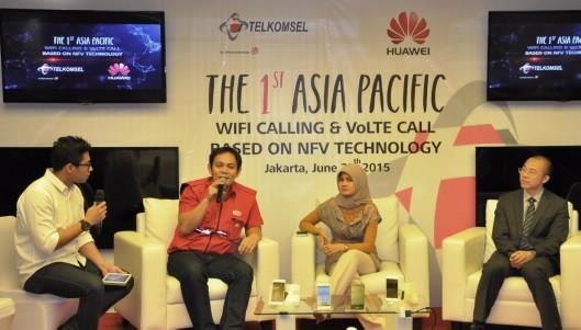 印尼运营商携华为首秀基于NFV的4G融合