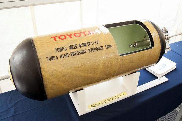 丰田改善技术 提高电池单元排水性 确保-30℃以下起动