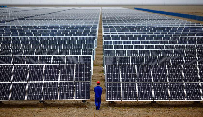 中国或将主宰太阳能电池板市场