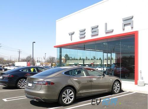 点评:特斯拉 Model S 70D电动汽车性能