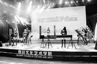 激光进军演艺圈:全球首支MIDI激光乐队成立