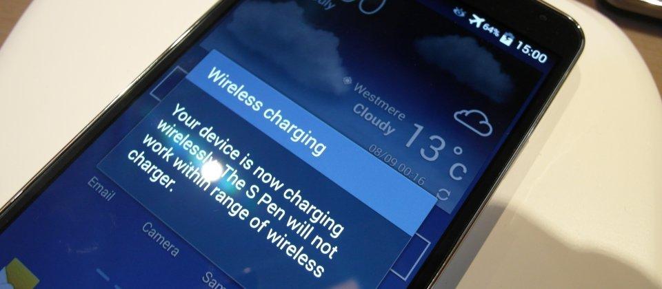 最新Qi无线充电功率提高至15瓦,30分钟就能充满60%电力