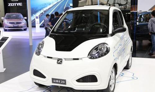 主流纯电动汽车市场占有额对比:比亚迪e6不敌北汽ev200