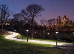 欧司朗推出首款室内外照明两用CoB LED