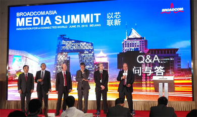 博通中国的四大机会 通过合并谋求更大发展
