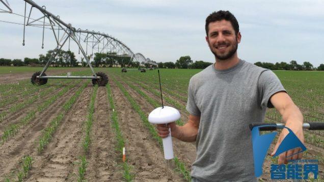谷歌风投投资智能化灌溉公司CropX