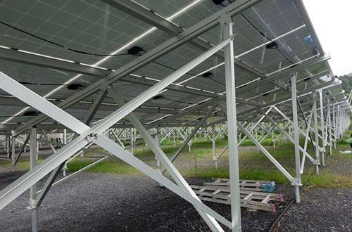 日本验证双玻太阳能光伏电站可靠性