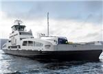 西门子建造 全球首艘电力渡轮于挪威投运