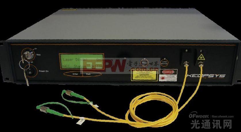 光纤放大器原理