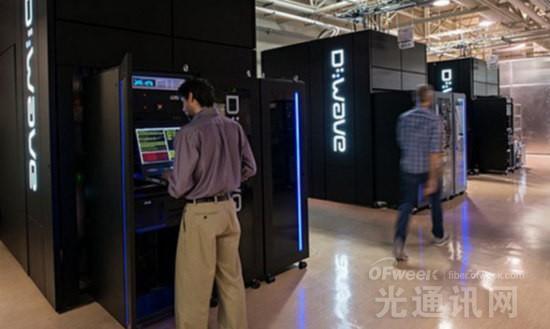 """揭秘""""量子计算机""""工作原理"""