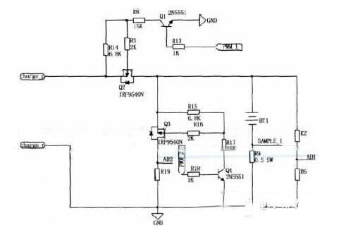 基于单片机的脉冲快速充电系统设计