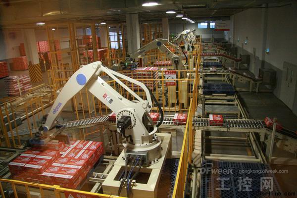 探秘工厂:康师傅食品自动化生产过程
