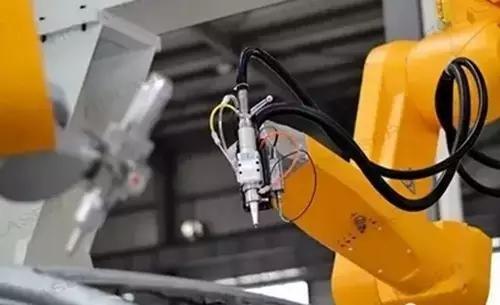 工业机器人涉及哪些高科技