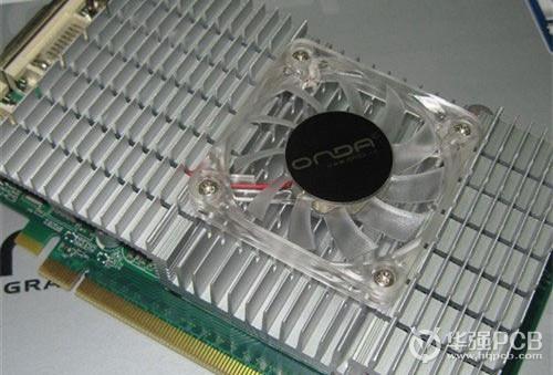图一:PCB板设计_散热系统设计