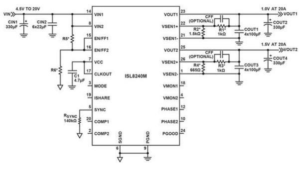 解决电源模块散热问题的PCB设计