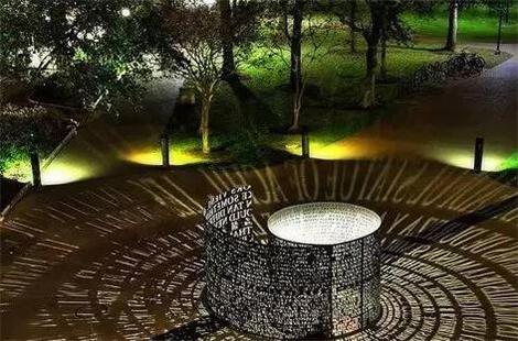 景观小品/雕塑照明
