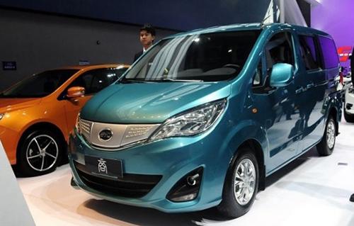 2015本土最热新能源汽车 比亚迪 长安 奇瑞轮番上阵高清图片