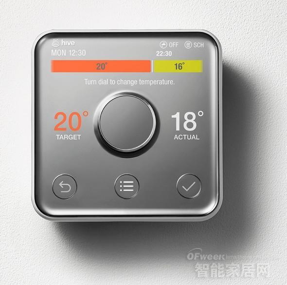 Hive Active Heating2温控器