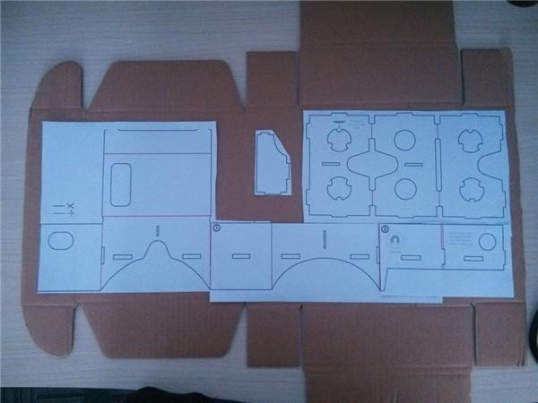 【DIY】教你自制一副高大上的Google Cardboard