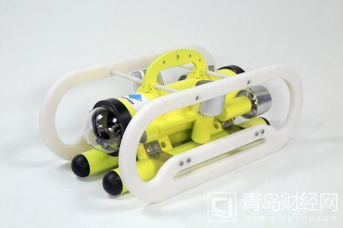 【机器人应用案例】青岛企业率先布局国内深海网箱物联网领域
