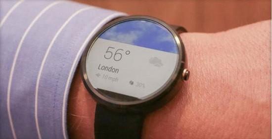 智能手表交互设计研究