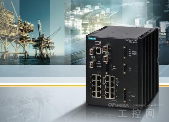 Ruggedcom(罗杰康)RSG920P紧凑型高带宽工业交换机