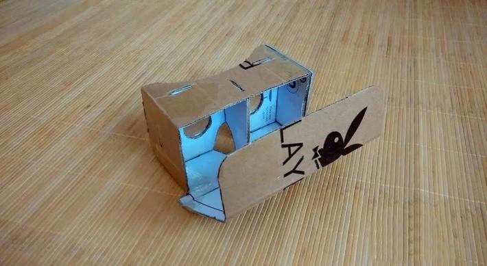 【创意DIY】低成本自制Google Cardboard虚拟现实眼镜