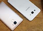 荣耀7对比三星Galaxy A8评测 华为完爆三星?