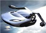 你没看错!未来版飞行汽车 机翼可折叠