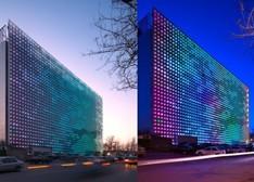 "LED显示屏在""建筑媒体""领域应用分析"