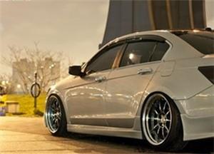 神级DIY:将1996年的本田轿车改装成为电动汽车