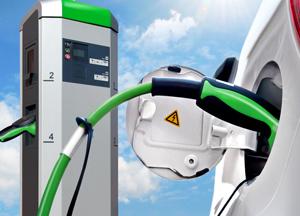 关于电动汽车的充电系统技术研究