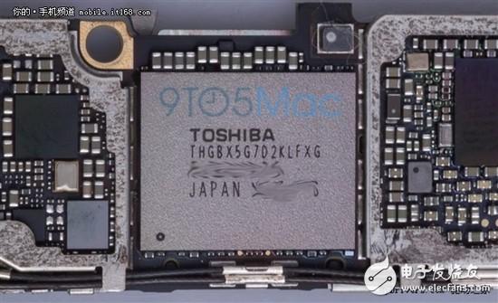 iphone 6s内部硬件电路设计曝光:或支持快速充电