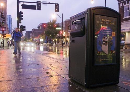 垃圾桶改造为wifi热点