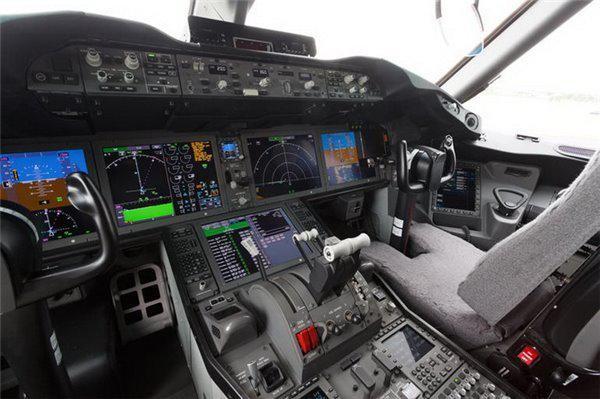 amd:处理器打入波音飞机驾驶舱