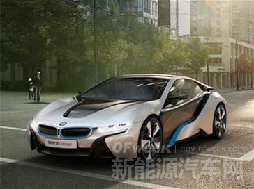 宝马推出的和将要推出的新能源汽车