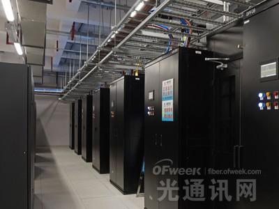 亚洲最大的数据中心网络落地我国