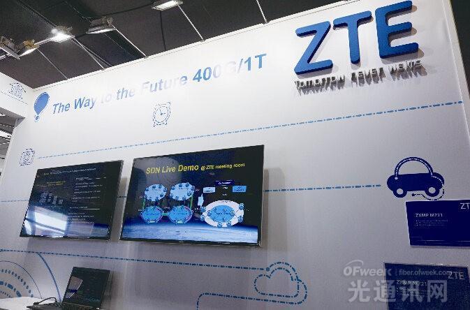 解读中兴软件定义光网络SDON:光传送网步入SDN时代