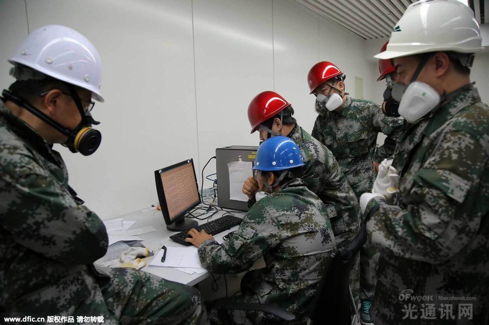 """天津超级计算机""""天河一号""""恢复使用"""