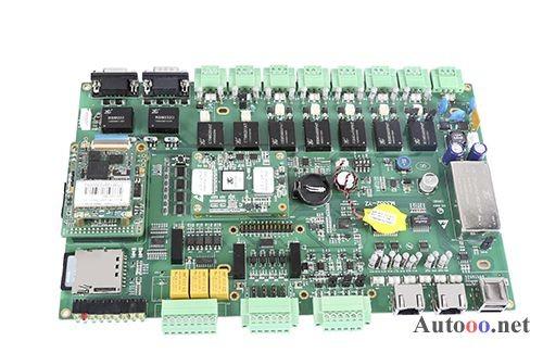 电源模块加MPS芯片的系统电源解决方案