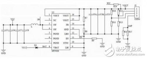 移动电源系统电路设计与原理分析 - ofweek电子工程网