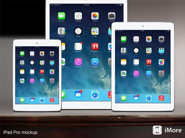 苹果ipad pro屏幕主要供应商曝光