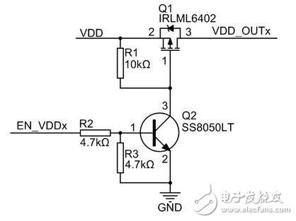 电源软启动系统电路设计剖析