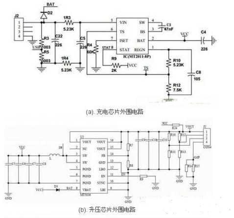 单电感移动电源完整设计方案