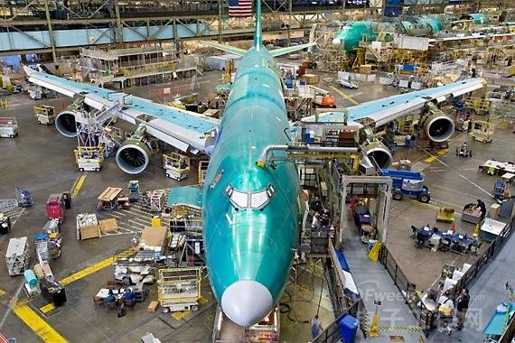 结构复杂的飞机制造业其实早就该引入rfid技术来控制