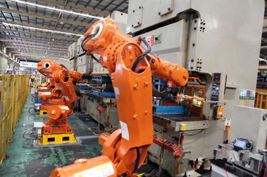 格力扩展制造版图 机器人研产销已入佳境